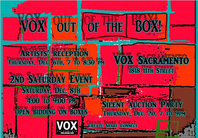 VOX out of the BOX card