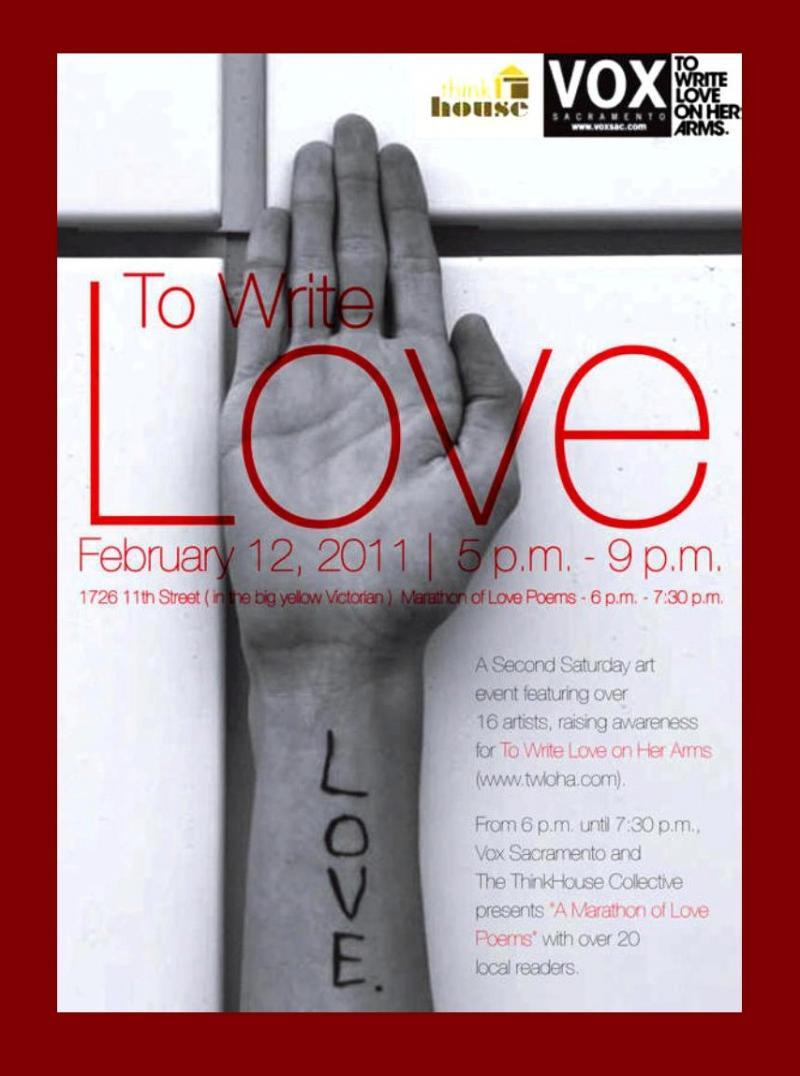 Vox February 12th art event